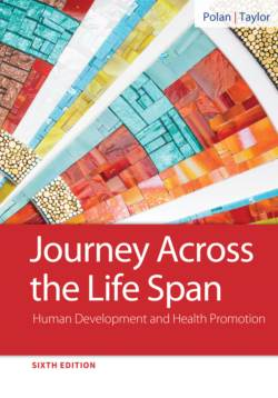 Journey Across the Life Span Book Cover