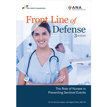 Front Line of Defense Book Cover